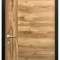 MELAMINE DOOR MEP-002 RUSTIC MAPLE
